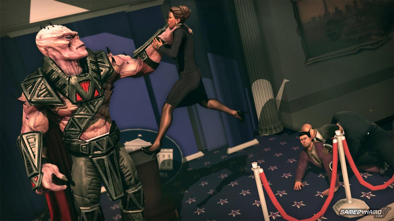 Saints Row IV Preview Screenshots (PC, PS3, Xbox 360)