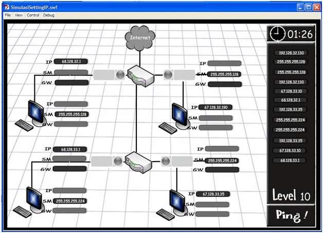8 Software Simulator jaringan keren dan menarik untuk belajar jaringan