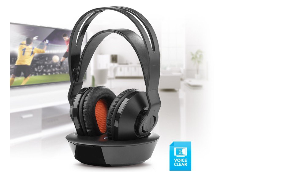 One For All HP 1030 Wireless TV Headphones