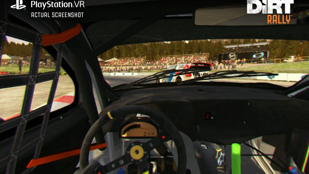 Dirt Rally Playstation VR Upgrade DLC Add-on