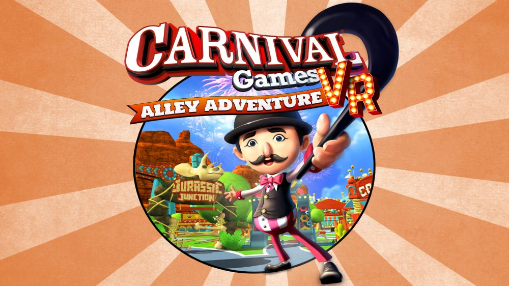 Carnival Games VR: Alley Adventure