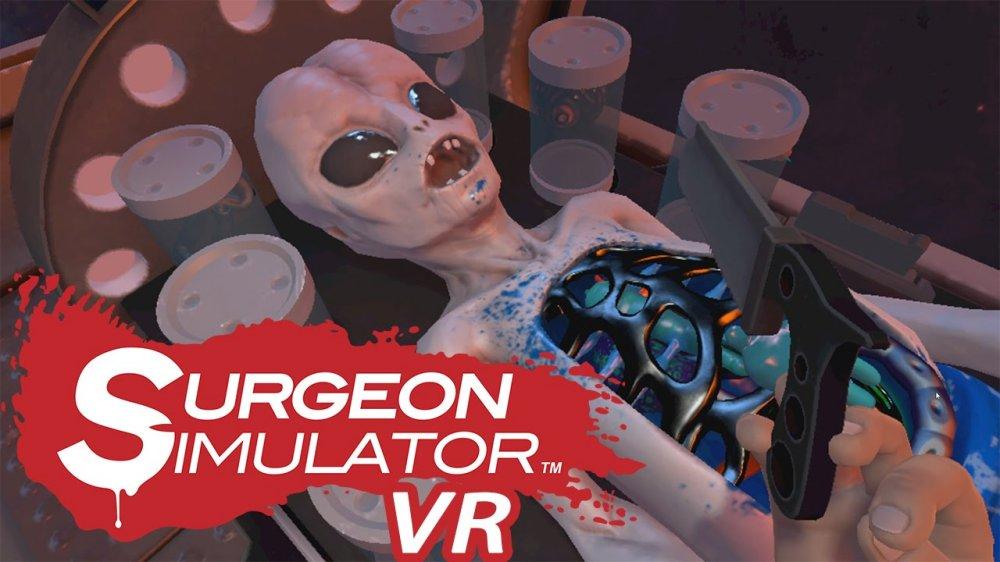 Surgeon Simulator VR