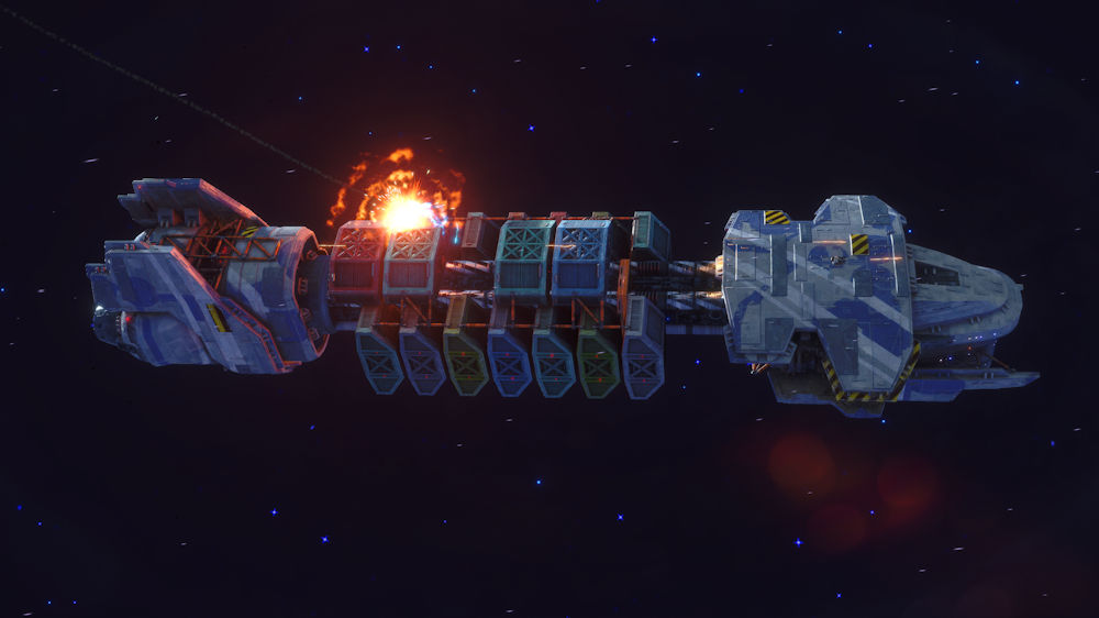 Rebel Galaxy: Outlaw