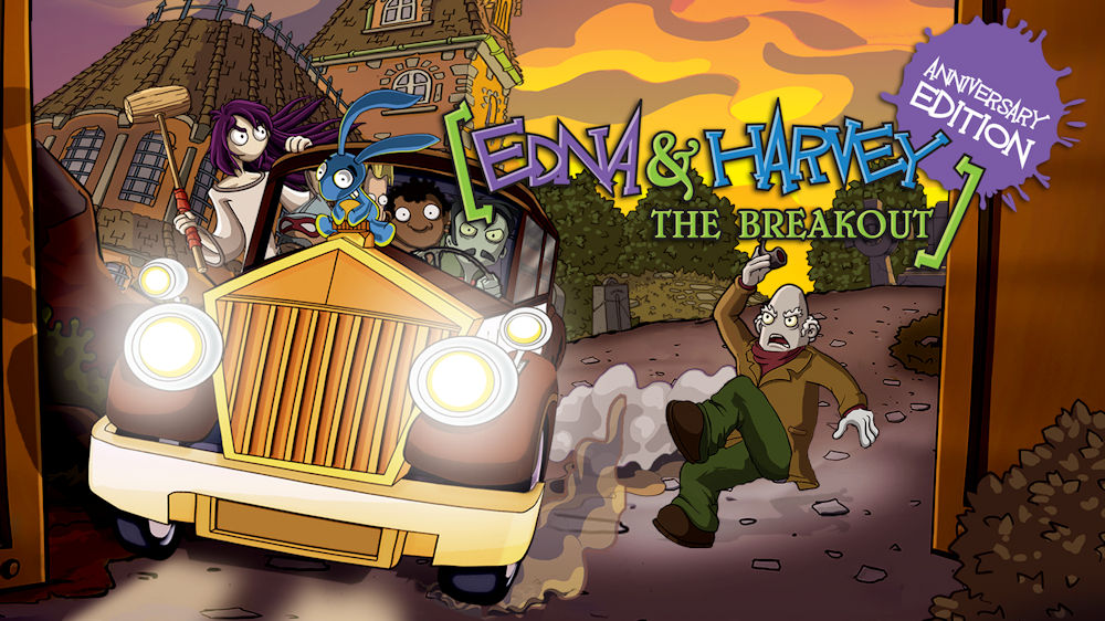 Edna & Harvey: The Breakout – Anniversary Edition