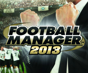 Football Manager 2013 logo