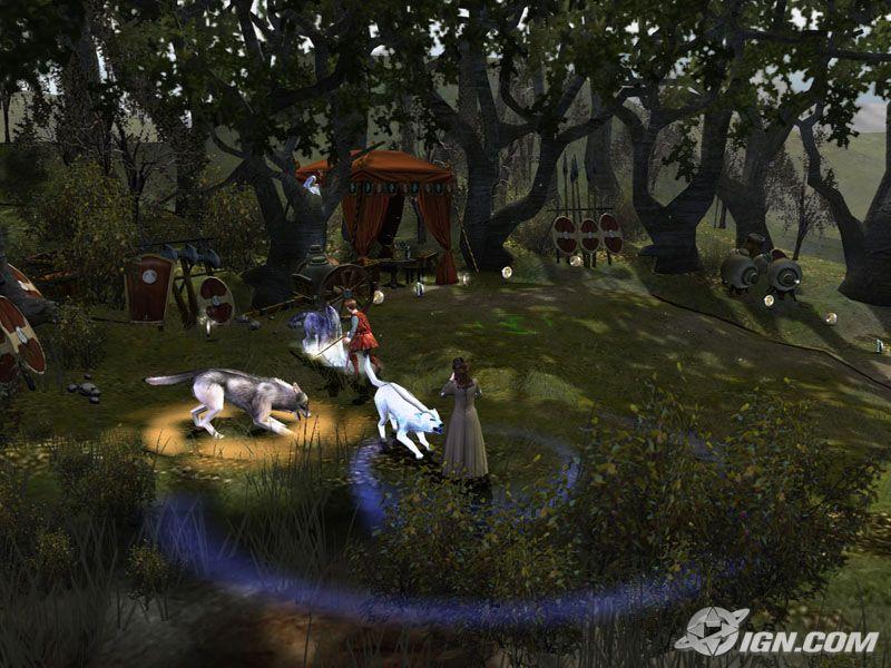 Letopisy Narnie Lev Arodjnice A Sk Hra Pro PC GameExprescz