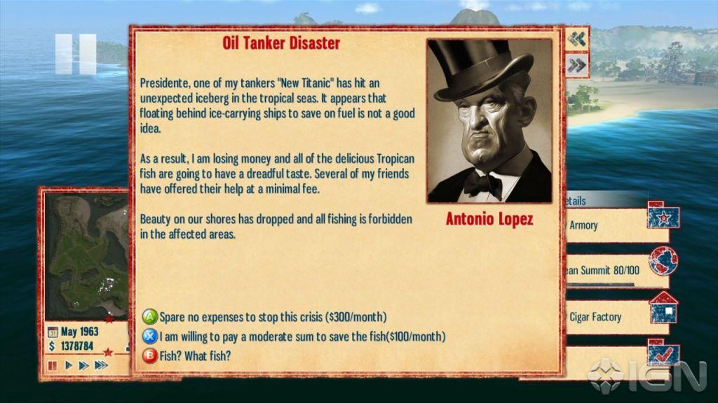 Tropico 4 EN Hra Pre PC GameExpressk