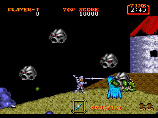 Ghouls N Ghosts Download Game  GameFabrique