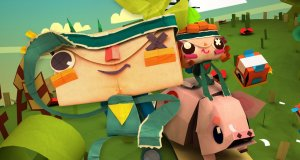 Playstation plus Tearaway Unfolded
