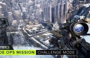 Challenge mode voor Sniper Ghost Warrior 3