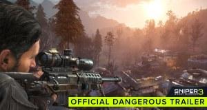 Sniper Ghost Warrior 3 komt met gevaarlijke trailer!
