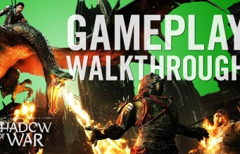 Shadow of War toont eerste gameplay-beelden
