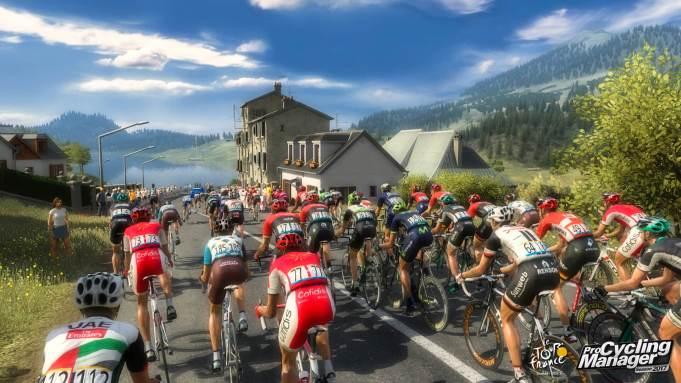 Tour de France 2017 gameplay