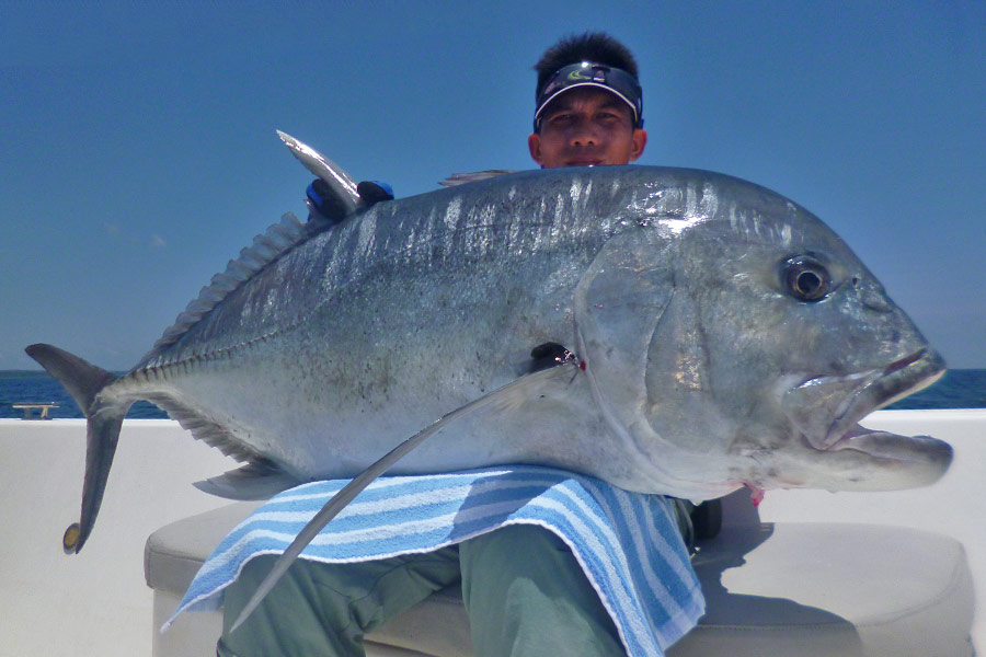 21_giant-trevally_popping_andamans_fishing_carpenter-rods_shimano-stella-reels_hammer-head-lures_koh-guan-chu