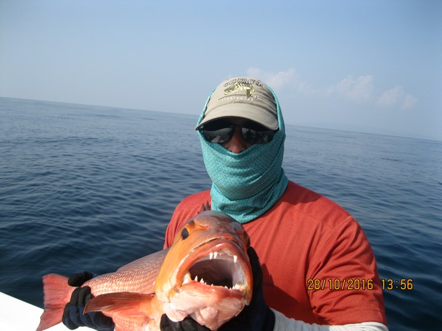 sahadev_8kg_red_snapper_popping_ripple_fisher_rod_shimano_stella_ballyhoo_popper_andamans
