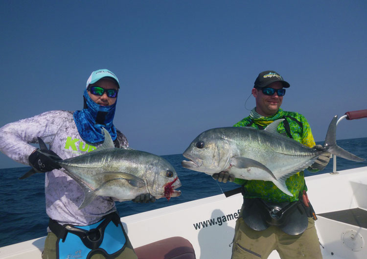No28_Giant-trevally_double-hookup_fishing_popping_andaman_Daiwa-Saltiga_gamefishingasia_boat_big-fish_gtpopping_boat-charter_anglers_Kristian-Maeland_Bent-Inge