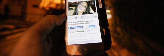 Caso video hot Tiziana Cantone: secondo il pm li avevano diffusi lei e il fidanzato