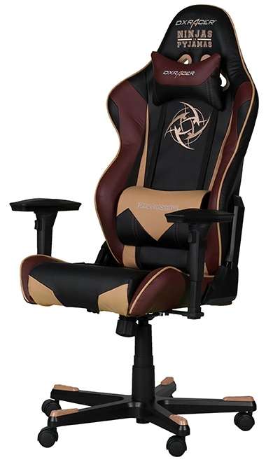 zero gravity desk chair computer adjustable arms dxracer racing gaming - ninja in pyjamas || gamegear.be improve your game