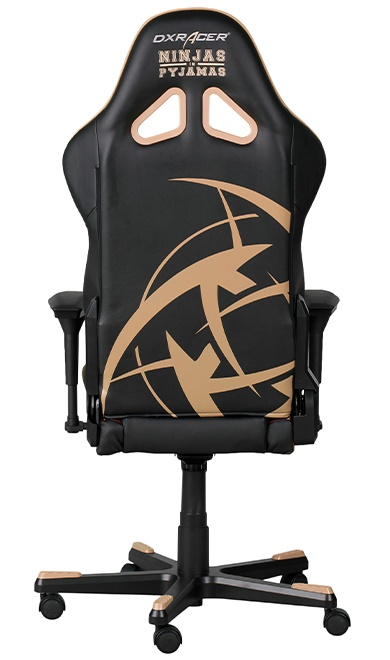 DXRacer Racing Gaming Chair  Ninja in Pyjamas  Gamegear