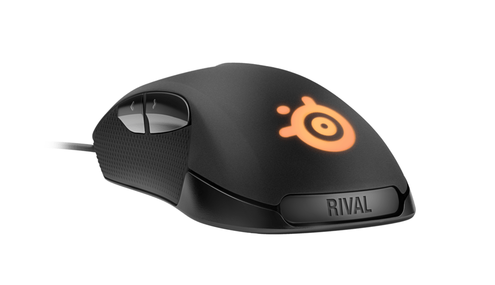 Steelseries Rival 300 Black  Gamegearbe  Improve