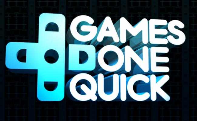 Summer Games Done Quick Kicks Off Gamegrin