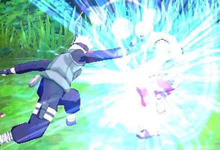 ninjas including Akatsuki. Naruto Shippuden Legends Akatsuki Rising
