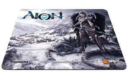 SteelSeries QcK Aion Asmodian Mousepad