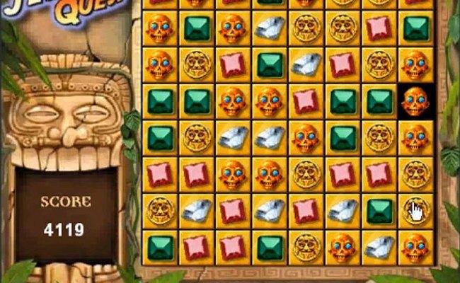 Jewel Quest Gameplay Walkthrough Gamehouse