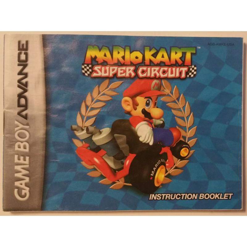 mario kart advance roms