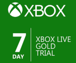 7 Day Xbox Live Trial Codes (Free)