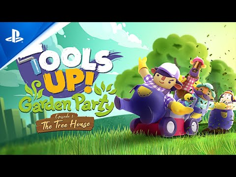 Tools Up! announces Garden Party, a trio of DLC episodes