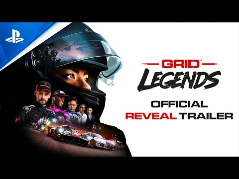 Grid Legends revealed: Become a legend in a blockbuster racer
