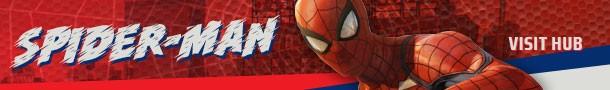 Visit our Spider-Man Hub