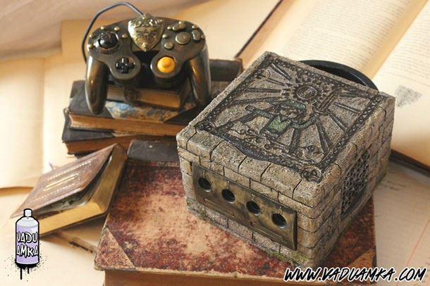 custom zelda wind waker
