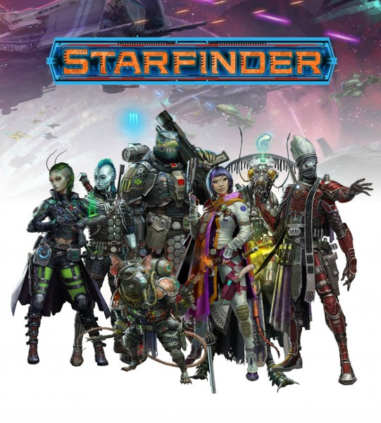 Exclusive First Look At Starfinders Iconic Characters