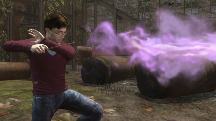 Harry Potter And The Deathly Hallows Review - Game Informer