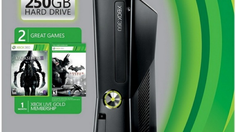 Microsoft Rings In Spring With New Xbox 360 Bundle Game