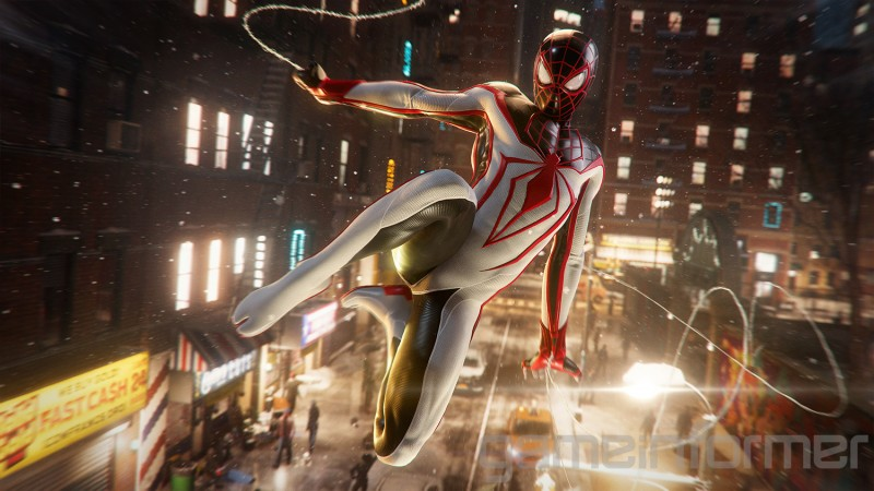 First Look At Stealth And Combat In Marvel's Spider-Man: Miles Morales