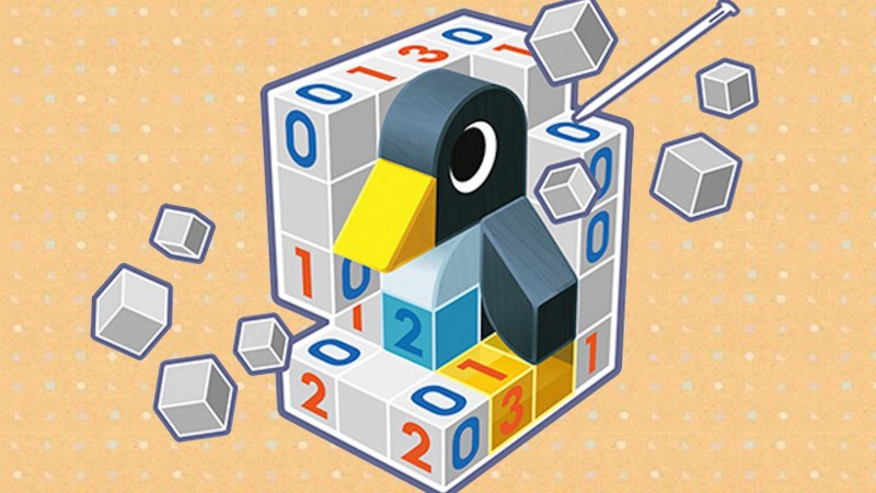 picross 3d round 2 art