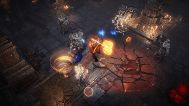 Diablo Immortal Adds A Faction-Based PVP System, The Crusader, And The Helliquary 2