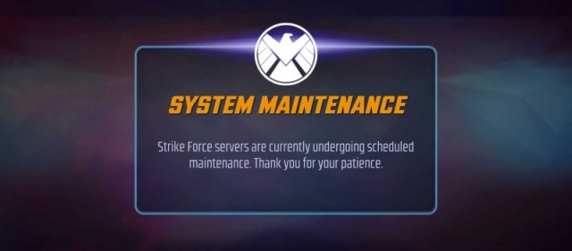 Marvel Strike Force Is Down Following Massive Technical Problem 2