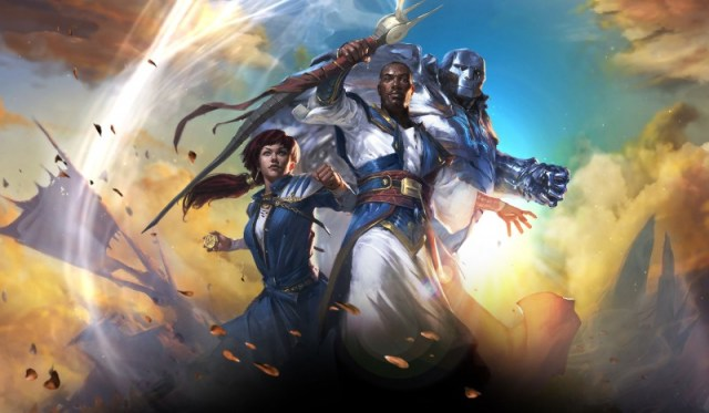 Magic Arena's Upcoming Events Include Commander-Like 100-Card Historic Brawl 2