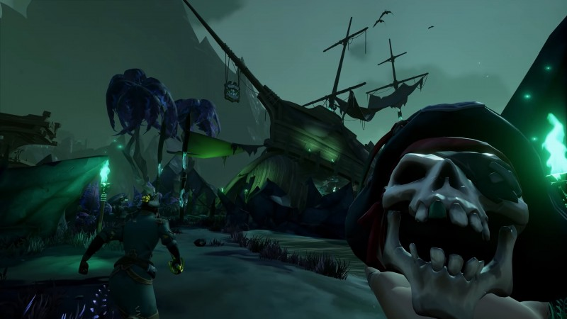 sea of thieves a pirates life cursed captain