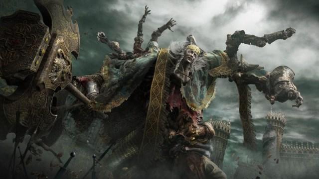 Elden Ring's First Legacy Dungeon Is Stormveil Castle 2