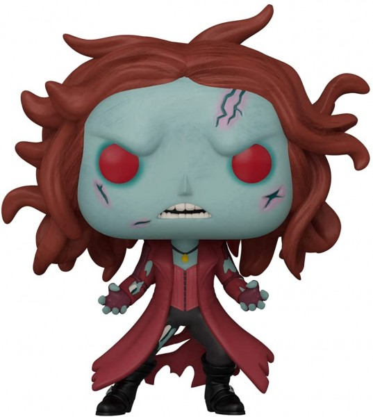 """Marvel's """"What If...?"""" Is Getting 11 Funko Pops, Including Several Zombies 2"""
