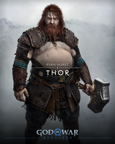 God Of War: Ragnarok's Director Speaks With Us About This Game's Version Of Thor 2