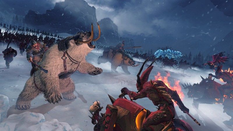 Total War: Warhammer III Shows Off In Grand Cathay Trailer 2