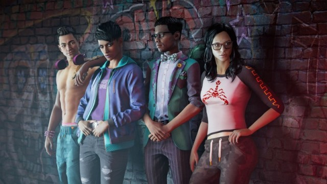Meet The New Characters Of Saints Row 2