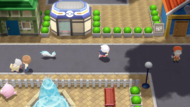 What's New In Pokémon Brilliant Diamond And Shining Pearl? 2
