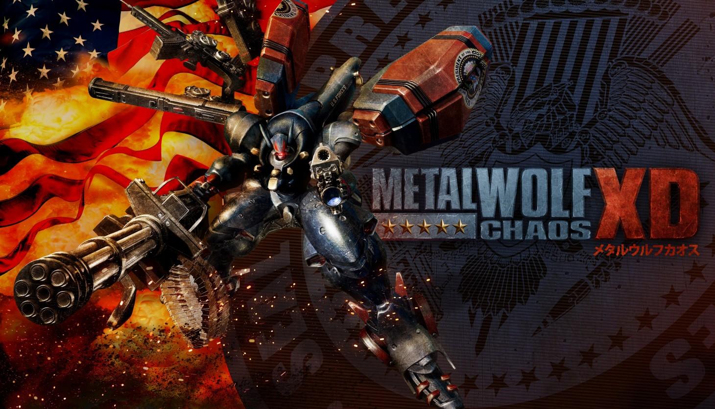 Devolver Digital Announces Metal Wolf Chaos For Modern Platforms Game Informer